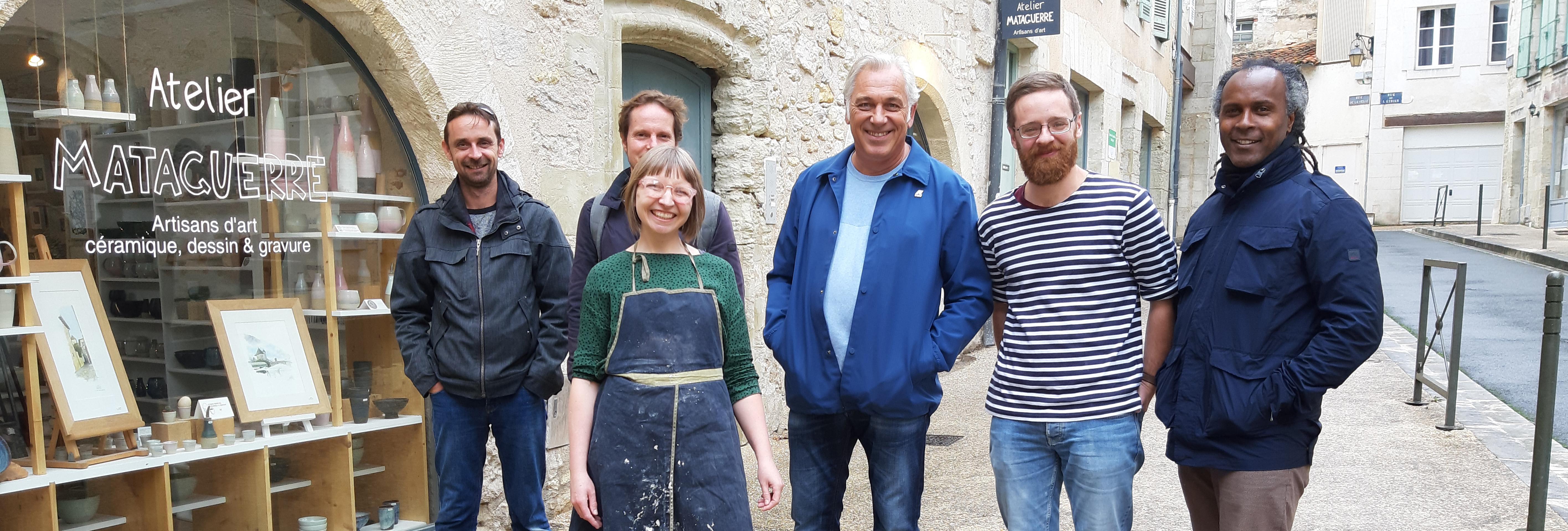 La Maison France 5 présente l'atelier Mataguerre
